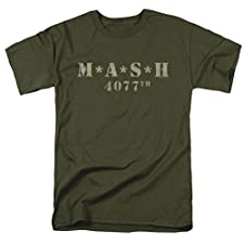 Mash Distressed Logo T-Shirt