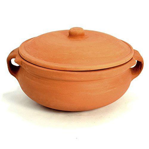 Clay Curry Pot - Extra Large - 10 Inch (Clay Pan compare prices)