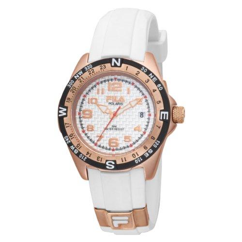 Fila Men's FA0633-71 Three-Hands Polaris Watch