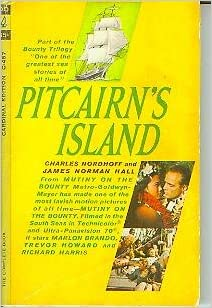 Pitcairn's Island, Nordhoff, Charles and Hall, James Norman