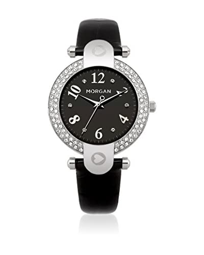 Morgan de Toi Reloj de cuarzo Woman M1156B Negro 35 mm