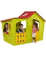 Keter - 000655 - Jeu de Plein Air - Maison de Jardin pour Enfant - 110 x 169 x 146 cm