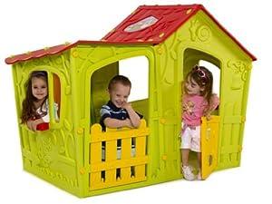 Keter 000655 jeu de plein air maison de jardin pour enfant 110 x 169 x 146 cm - Maison de jardin pour enfant ...