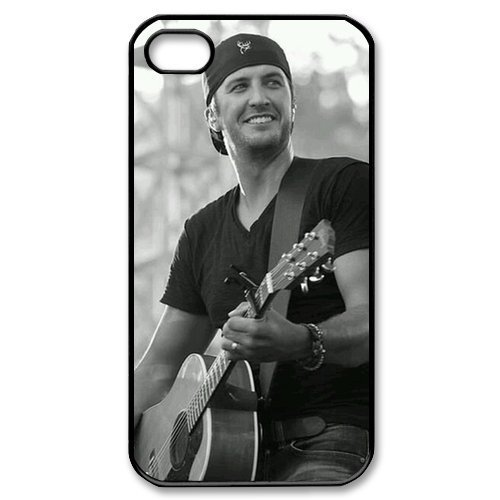 Sale alerts for music case Hot singer luke bryan Case Cover for iPhone 4 / 4s - Covvet
