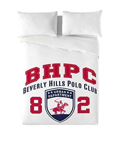 Beverly Hills Polo Club Juego De Funda Nórdica Logo