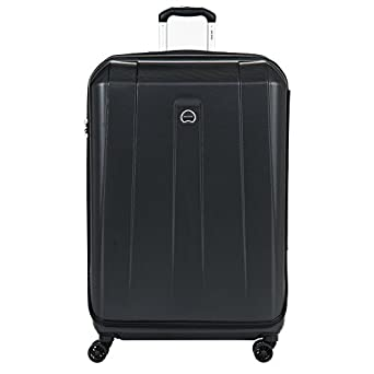 "Delsey Helium Shadow 2.0 29"" Expandable Spinner Suiter Trolley (Black)"