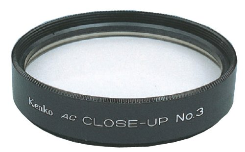 Kenko カメラ用フィルター AC クNo.3 49mm 近接撮影用