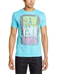 Mossimo Men's Round Neck Viscose T-Shirt