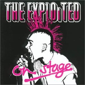 On Stage by Exploited (2001-03-26)