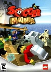 Lego Soccer Mania Pc Cd Rom Computer Game