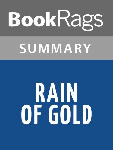 an analysis of victor villasenors book rain of gold Rain of gold is victor villaseñor's 1991 book, a national bestseller, which tells the  story of his own parents who were undocumented immigrants from mexico.