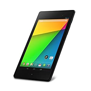 Nexus 7 from Google LTE Version (7-Inch, 32 GB, Black, LTE) by ASUS (2013) Tablet