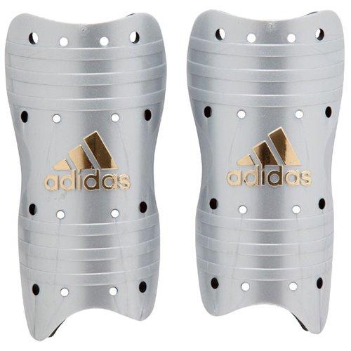 (Adidas) adidas metalshin guard Z1180 770145 Metallic Silver / Gold OneSize