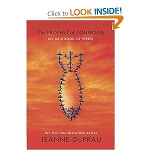 The Prophet of Yonwood  - Jeanne DuPrau