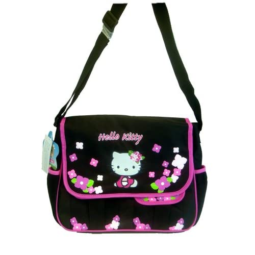 Hello Kitty Messenger Bag, Book Bag or Diaper Bag