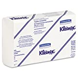 Kimberly-Clark Professional Slimfold Hand 1-Ply Paper Towels - 90 Towels per Pack / 24 Packs