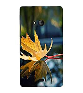 Perfect print Back cover for Microsoft Lumia 540
