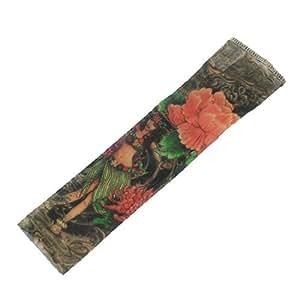 del brazo del tatuaje de la manga de la media para los Niños