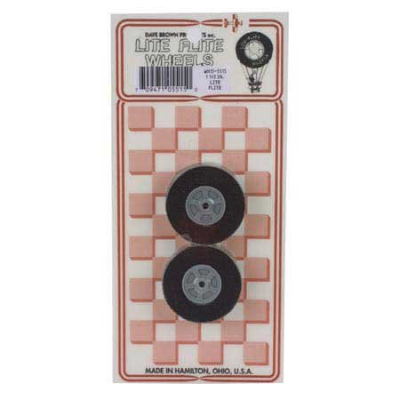 Dave Brown Products Lite Flite Wheels, 3""