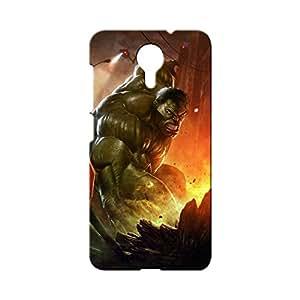 BLUEDIO Designer Printed Back case cover for Micromax Canvas E313 - G3501