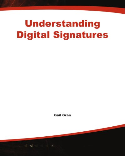 Understanding Digital Signatures: Establishing Trust Over the Internet and Other Networks (CommerceNet)