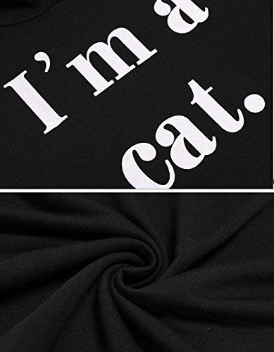 Cravog-Femme-2015-Elgant-Casual-Sweat--Capuche-Pull-Imprimer-Manches-Longues