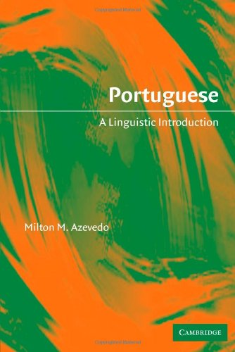 Portuguese: A Linguistic Introduction