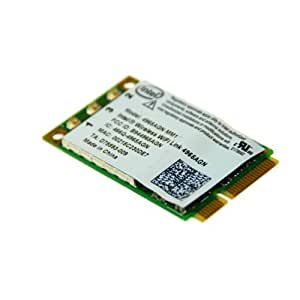 Intel Wireless WIFI Link 4965AGN Mini PCI Express Card - Network Adapter - 802.11a/b/g/n¹ PCIe* Mini Card (2.4/5.0GHz, 300Mbps)