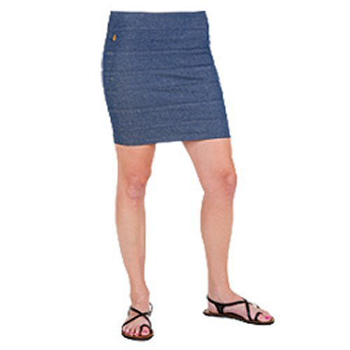 Mean Jean Pencil Skirt - Womens
