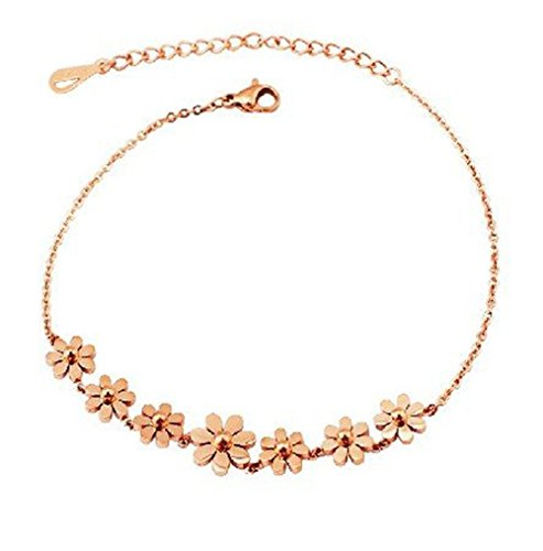 findout high quality 14K rose gold plated titanium
