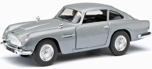 James Bond Austin Martin DB5 from Skyfall. 1:36 Scale Diecast Car by Corgi Collectibles (5