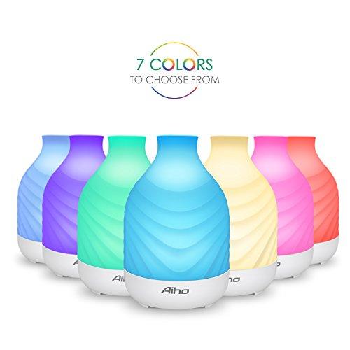 Aiho-Diffusore-di-Aromi-200ml-Umidificatore-ad-Ultrasuoni-Diffusore-ad-ultrasuoni-tranquillo-con-7-colori-LED-Luci-AD-P8