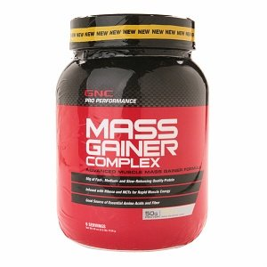 GNC Pro Performance ® Mass Gainer Complex - - Vanilla