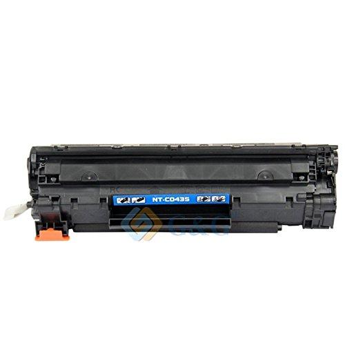 HP Toner Compatibile CB435A 35A Cartuccia Laser per HP Stampanti P1005 , P1006 , P1007 , P1008 Nero 1.500 Pagine