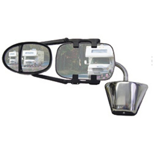 Prime Products 30-0083 Dual Head XLR Ratchet Clip-On Mirror