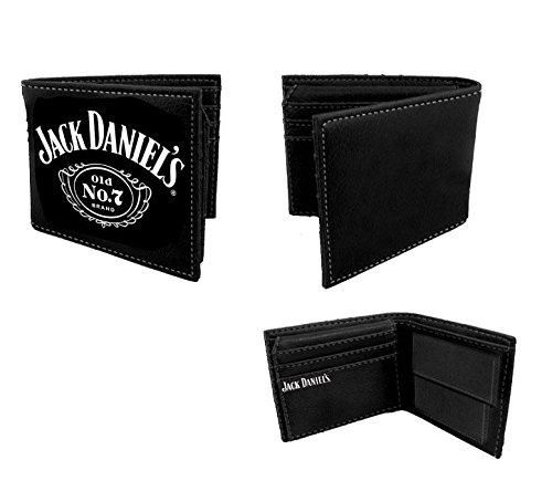 Portafoglio Jack Daniel's con Stampa