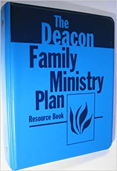 Deacon Family Ministry Plan Resource Book: Charles