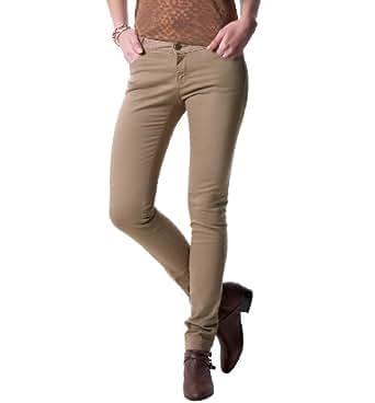 Promod Slim-Fit-Hose für Damen Beige 38