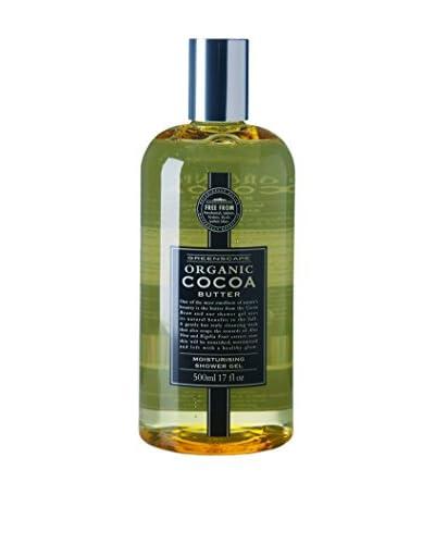 Greenscape Organic Skincare 17-Oz. Bath & Shower Gel, Cocoa Butter