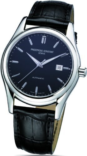 Frederique Constant Geneve Index Clear Vision 303B6B6 Automatic Watch for Him Tritium hand