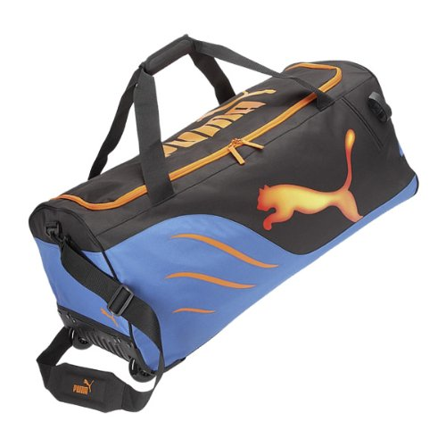 Puma Iridium Cricket Wheelie Bag