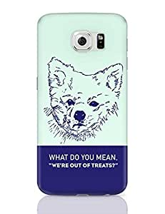 PosterGuy Samsung Galaxy S6 Case Cover - Sarcastic SOB2 | Designed by: Matkaart