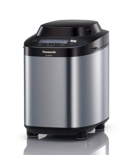 Panasonic SD2502 Stainless Steel Bread Maker