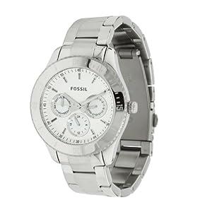 Fossil Women's ES3052 Stella Stainless Steel Watch