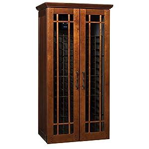Le Cache Mission 2400 Wine Cabinet Provincial | #886