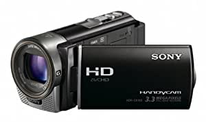 Sony HDR-CX160 High-Definition Handycam Camcorder (Black)