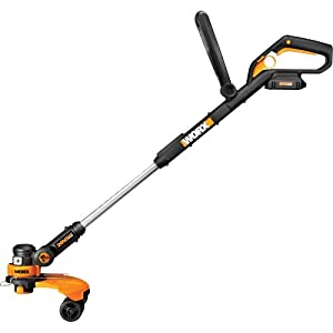 WORX WG160 Cordless Lithium Grass Trimmer/Edger and Mini Mower, 20-volt at Sears.com