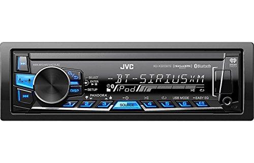 JVC Digital Media Receiver (KD-X320