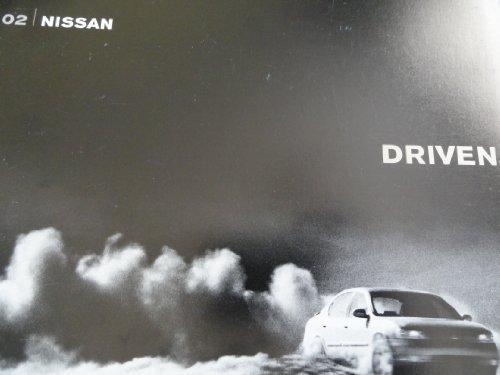 2002 Nissan Maxima / Altima / Sentra / Quest / Pathfinder / Xterra / Frontier Sales Brochure (Nissan Maxima For Sale compare prices)