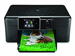 HP CN216B Photosmart Plus e-All-in-One Web Enabled Printer